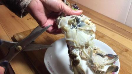 螃蟹炒豆腐怎么做好吃