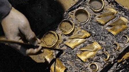 两千年前的黄金大劫案, 西汉巨量黄金神秘失踪, 原来都被做成这些