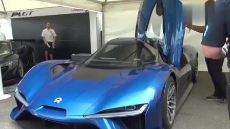 中国最快电动跑车, 蔚来NIO EP9在2018古德伍德速度节让老外开眼