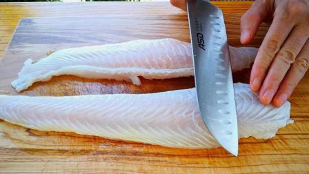 教你做香嫩豆花鱼, 香嫩鲜美, 非常开胃下饭, 做法简单, 一看就会