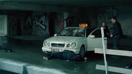 《不明身份》当女出租车司机面对顶级的时候, 刹车油门已不重要