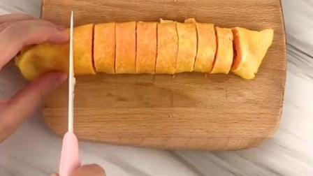 鲜虾胡萝卜卷, 适合两岁宝宝的辅食