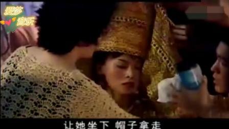 梅艳芳告别演唱会与张学友合唱一曲, 唱到被扶下