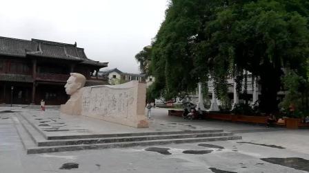 贵州省荔波县邓恩铭故居使用木蜡油翻新效果