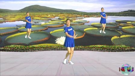 零基础入门广场舞32步《北江美》简单大方易学, 后附背面教学口令