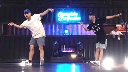 【UrbanDance.Cn】Cris & Ben 编舞《Run Me Dry》Urban Dance Choreography Snowglobe