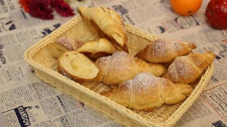 如何做出完美的起酥面包? 学会起酥方法, 做啥都不愁!