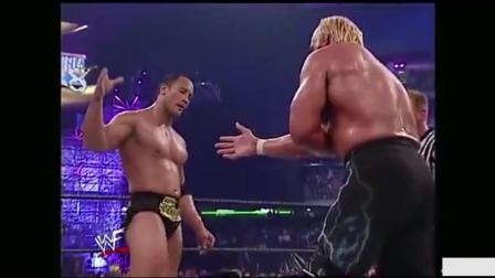 WWE巨石强森胜利后, 观众的反应, 五次胜利。