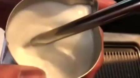 如何打奶泡【角度、漩涡、温度】咖啡培训教程