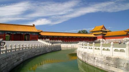 北京暴雨时, 为何故宫无积水? 这排水系统让人大开眼界