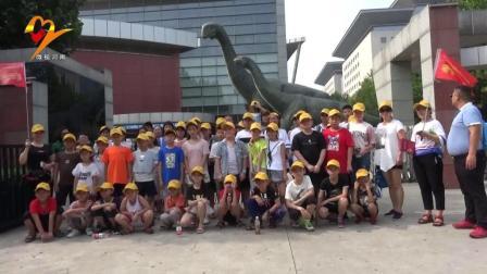 微视河南: 河南省黄丝带商丘社会服务中心开展第三期研学活动