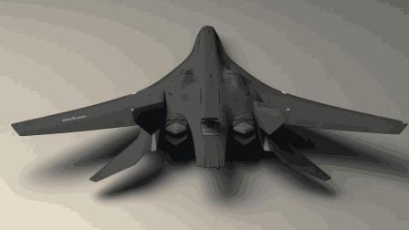 中国这款战术轰炸机如果真实存在, 美日的海上封锁将被打破