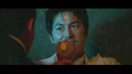 神之一手: 一人独闯虎穴, 这把小刀用的太快! 吴京来了也要犯难!