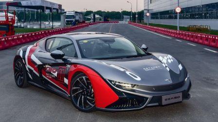 车事儿:补贴后全国统一售价68.68万元 前途K50正式上市