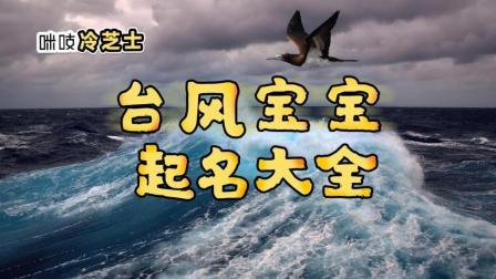 摩羯、杜鹃, 台风频繁来袭, 它们究竟是怎么命名的呢?