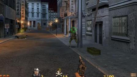 你玩的第一款电脑游戏是什么? 血战上海滩了解一下, 玩的贼紧张!