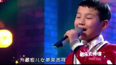 11岁大山里的孩子演唱《天路》台下田震, 韩磊听得如痴如醉, 唱功直逼原唱