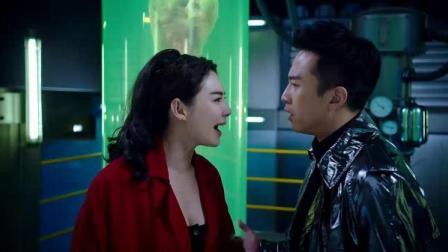 美人鱼:张雨绮霸气放话,我拿300亿出来和你玩你当我是空气啊