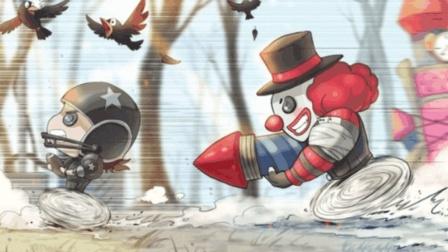 小许解说《第五人格》小丑新金身天赋讲解试玩对面人类的技术堪比筛子队