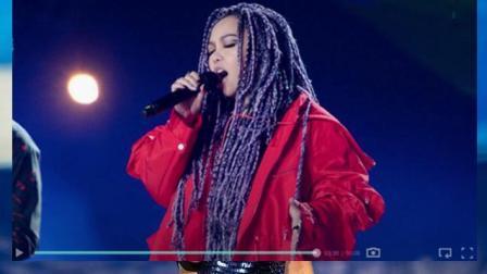 张惠妹挑战汪峰《存在》, 出场就秒杀原唱, 唱完更是全场鼓掌!