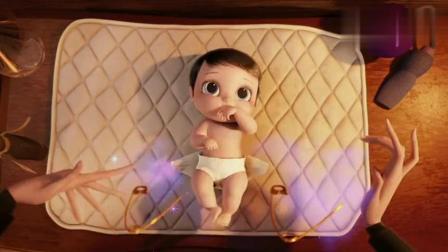 精灵旅社: 吸血鬼的女人刚出生就告诉它咬掉小鸟的头, 睡棺材里