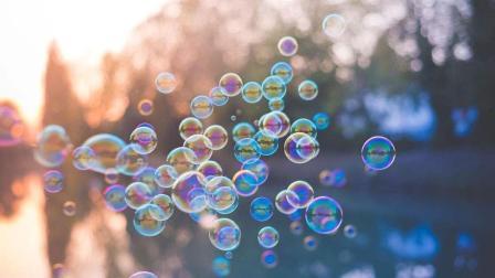 吹泡泡不会破? 4个小妙招教你玩出新花样, 最后一个吹出来的泡泡还会画画
