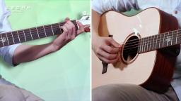 拾光吉他谱民谣集《九月》吉他教学