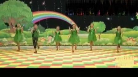 七色光智慧树少儿舞蹈大全《快乐宝贝》