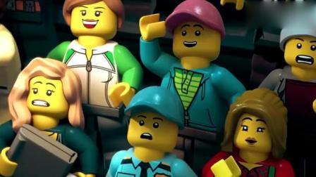 乐高城市系列新玩具动画片, 能够看到最新的2018玩具哦