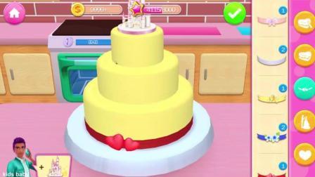 有趣的蛋糕烹饪游戏我的面包店帝国玩乐趣烘焙装饰和服务蛋糕面包房故事游戏