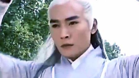 张三丰使用太极十三式替少林清理叛徒 一招制敌 不愧是一代宗师