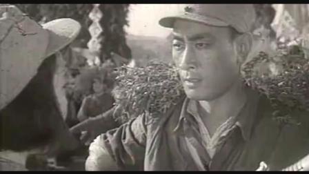烽火硝烟的战争年代、深厚的革命战斗友谊 电影《战火中的青春》