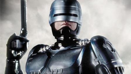 《机器战警》: 铁甲硬汉科幻的启蒙经典