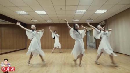 适合零基础中青年学习的中国舞《万花谷》, 大气优雅, 容易上手