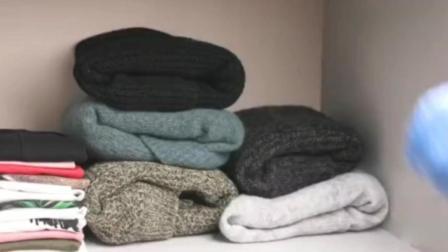 生活窍门: 家里衣服毛巾乱七八糟, 教你正确叠衣服小妙招