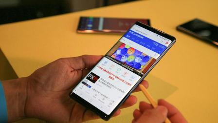 机皇诞生 三星Note 9正式发布