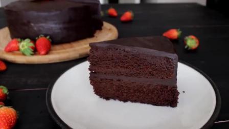 美味制作, 巧克力蛋糕制作方法, 在家里也可以做出来的美味