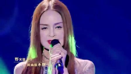 高胜美与选手改编经典歌曲《青青河边草》, 一开嗓评委坐不住了