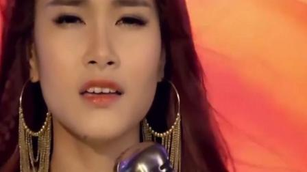 老外翻唱中文歌, 越南美女翻唱《雨蝶》, 原来越语也能这么好听