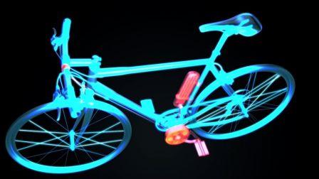 《美骑快讯》第211期 单车黑科技 换个曲柄就能变电助力