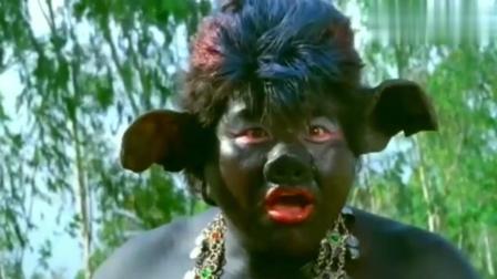 电影版七龙珠, 真人版的乌龙太逗了, 是从非洲来的吗