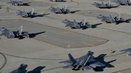 美国最强战机, 没开战先趴窝一半, 美担忧五代机数量被中国赶超