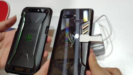 泷战解说: 上手体验价值9999的华硕ROG手机, 这还是游戏手机吗?