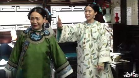 《延禧攻略》的娴妃一开原声, TVB的感觉瞬间就来了!