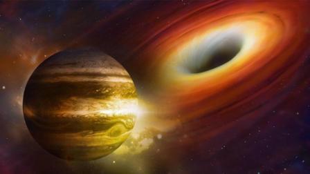 木星变黑洞? 如果没有太阳, 地球或早已被吞没!