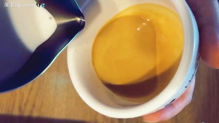 咖啡爱心拉花