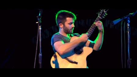 【全程给跪】指弹吉他 Phunkdified - Justin King丨Luca Stricagnoli