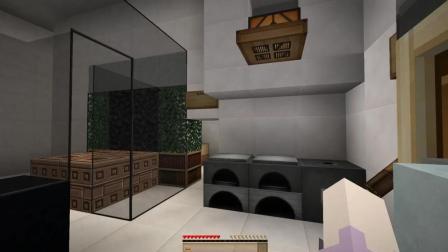 Minecraft我的世界【粉鱼】小品解密 我有超能力吧
