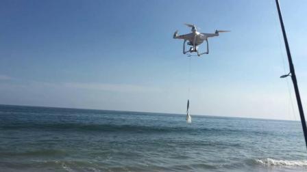 世界上第一个机器人钓鱼竿, 一钓一个准, 可以承包整个鱼塘!