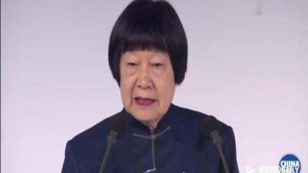 中国女科学家拿了这么大一个奖, 媒体却鲜有报道
